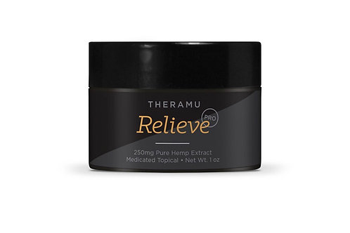 Theramu Pro Strength Relieve CBD Balm (250 mg)