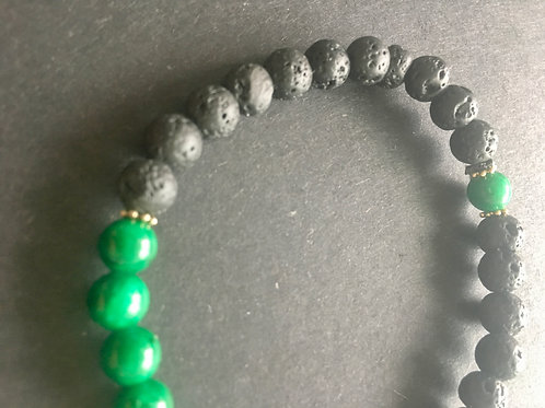 AerTerra Bracelet - Water - Jade