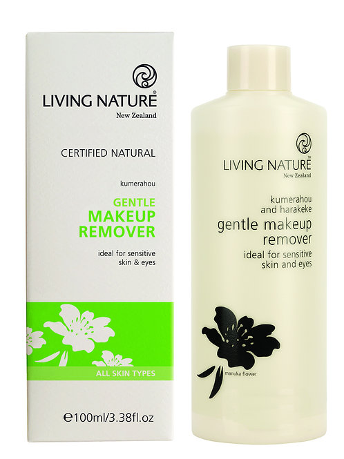 Living Nature Gentle Makeup Remover