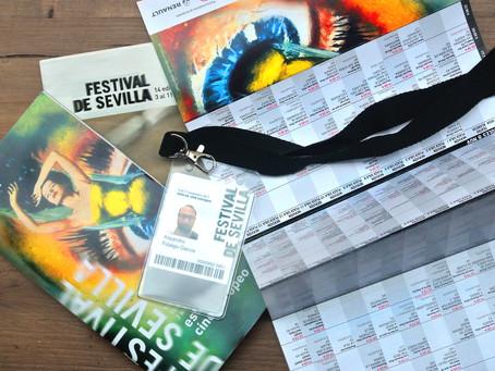 Lluvia en el Festival de Cine de Sevilla