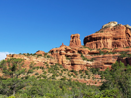 Realigning with my Holistic Life Purpose in Sedona