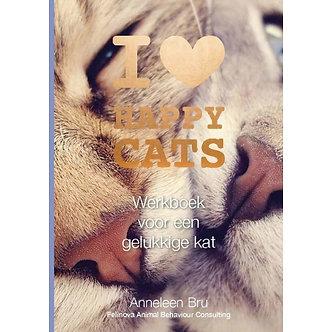I love Happy Cats werkboek
