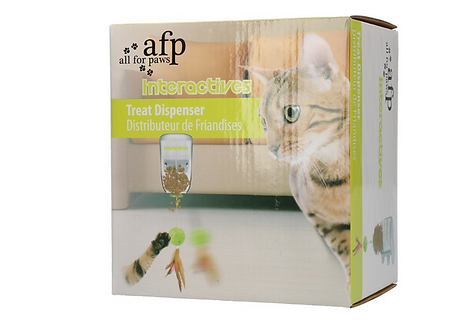 AFP Interactive Treat Dispenser