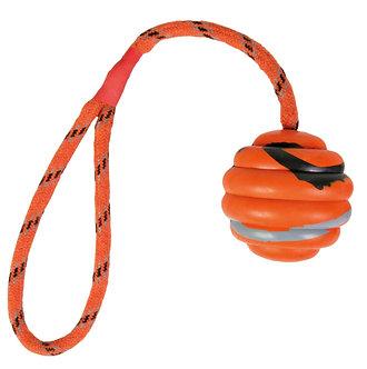 Ringenbal aan koord