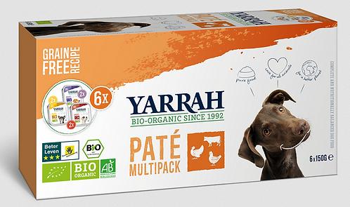 Biologisch hondenvoer multi pack
