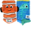 Thumbnail: Sock cuddler sea - 2 pack