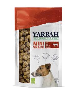 Biologische mini snack voor honden