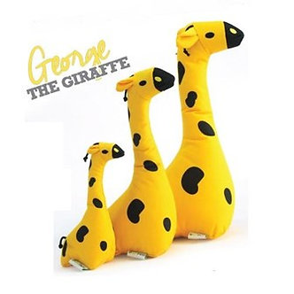 Beco Plush Toy George de Giraffe