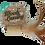 Thumbnail: Feather dream brown