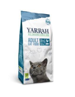 Yarrah Bio Adult - kip en vis