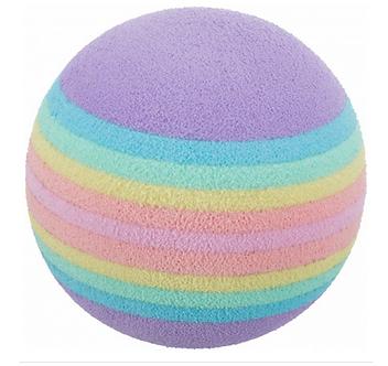 Regenboog-speelbal