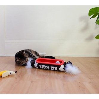 Kitty roll kicker