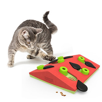 Petstages cat puzzle Melon madness