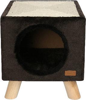 Kattenhuis Piloti bruin