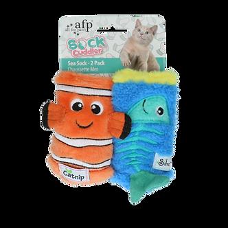 Sock cuddler sea - 2 pack