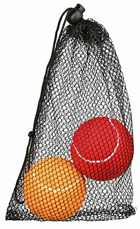 Set tennisballen