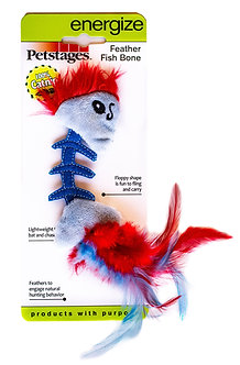 feather bone fish