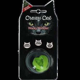 Crazy cat wacky wobbler