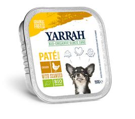 Biologisch hondenvoer paté met kip