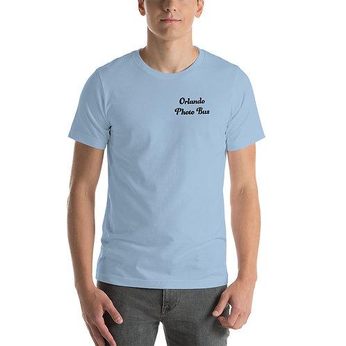Short-Sleeve T-Shirt - Black Logo