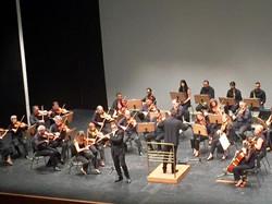 Concert in Thessalonki Megaron Hall