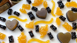 Wellness Gummies: Elderberry and Vitamin C