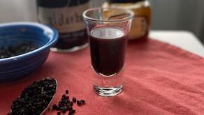 Simple 4-ingredient Elderberry Syrup