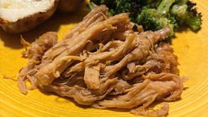 Slow Cooker Honey Garlic Pork