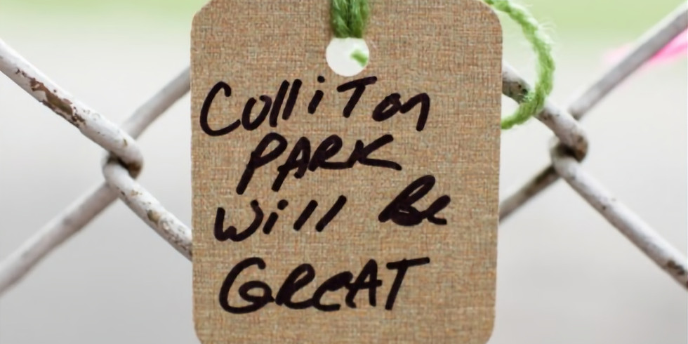 Culliton Park Grand Opening~