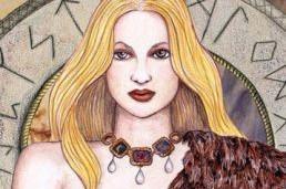 Sextou com Freyja ♥️
