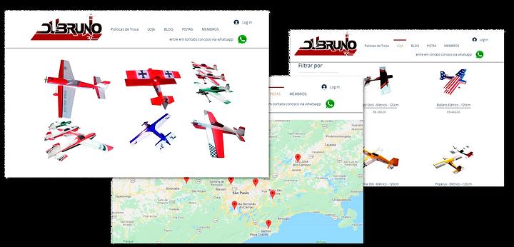 Sites criados - dubruno.png