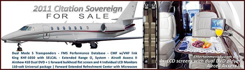 Citation Sovereign