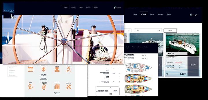 Sites criados - Ocean2Share.png