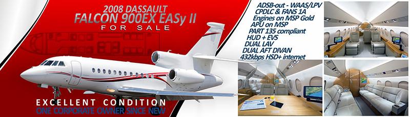 Falcon900EXy II