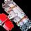 Thumbnail: Biplano Elétrico - 100cm