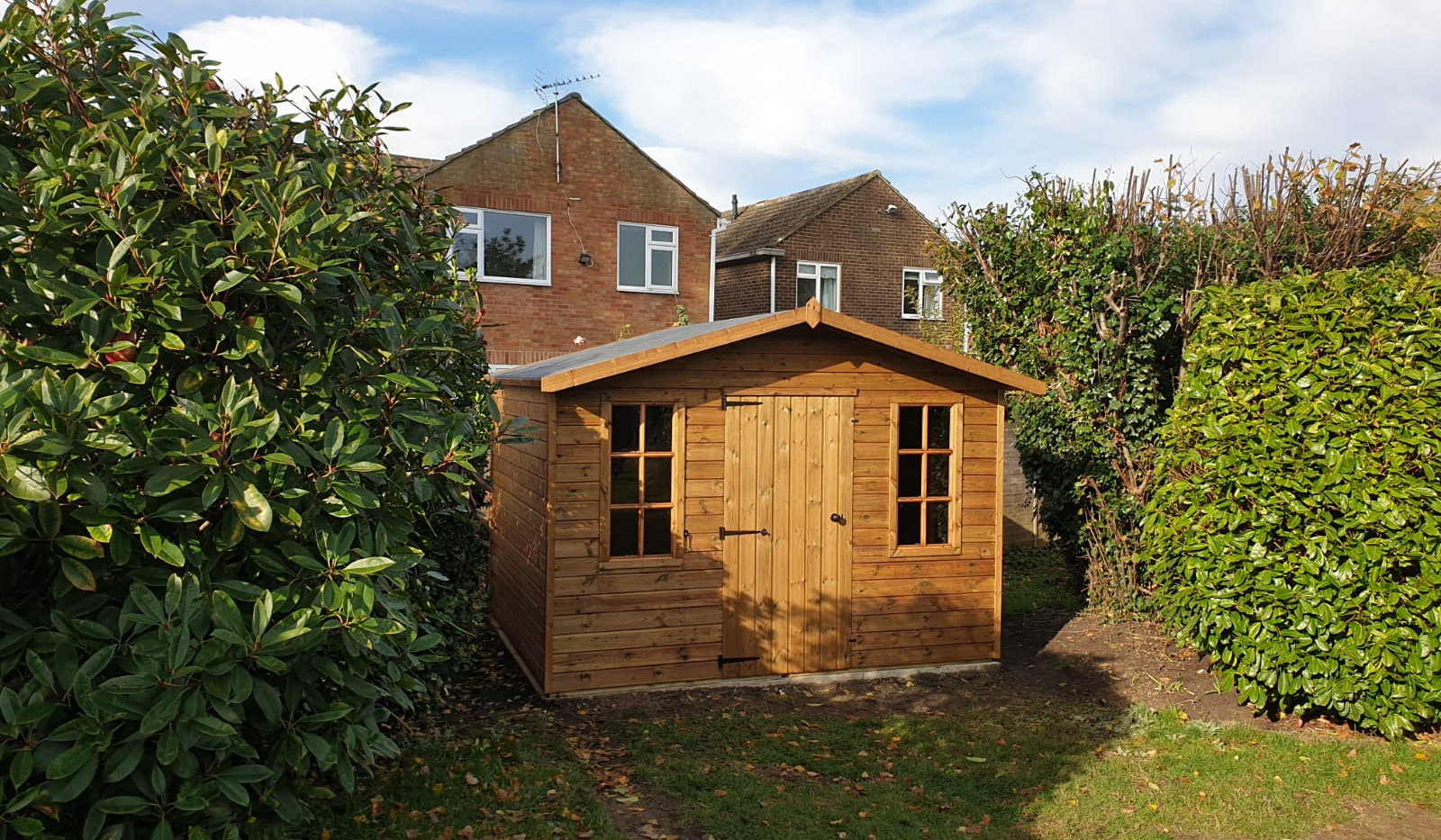Breckland Camberley Chalet