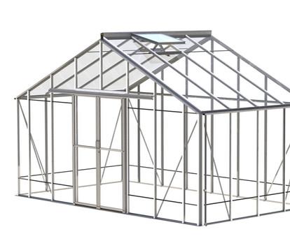 Robinsons Renown 14'8 wide Aluminium Greenhouse