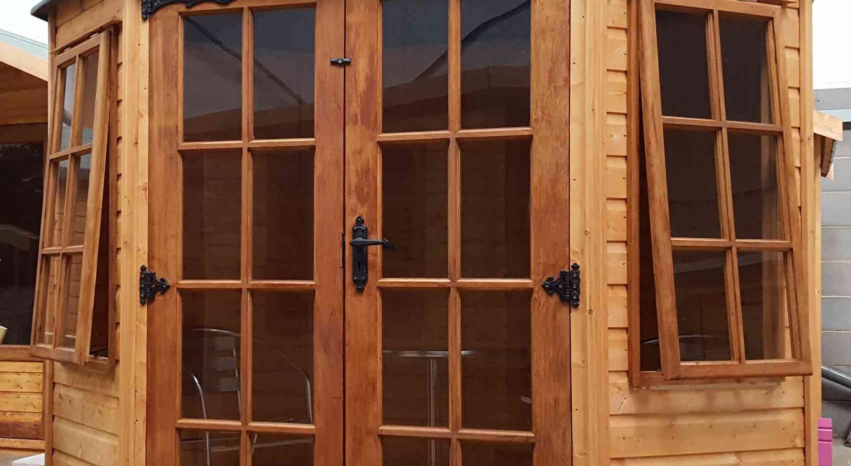 Albany Oakdale Octagonal Summerhouse