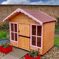 Malvern Playden 1-storey playhouse