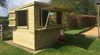 GARDEN BARS NOW AVAILABLE