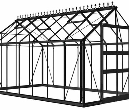 Eden Blockley Aluminium Greenhouse