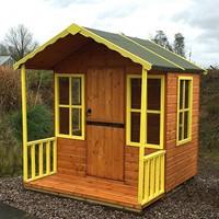 Malvern Superden 1-storey playhouse
