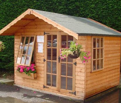 Albany Cotswold Summerhouse