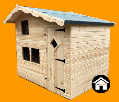 Topwood Essentials 2-storey Playhouse