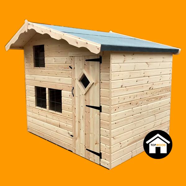 Topwood Essentials 2-storey Playhouse