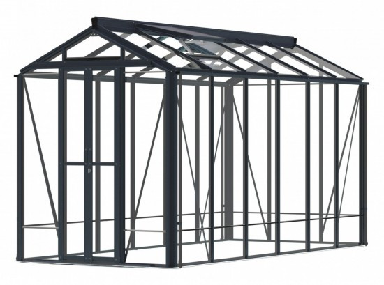 Robinsons Regatta 5'4 wide Aluminium Greenhouse