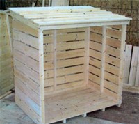 MADE TO MEASURE LOGSTORES