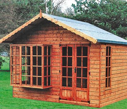 Topwood Mallard Summerhouse