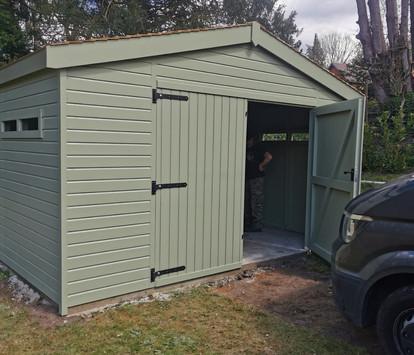 Breckland Garage Workshop