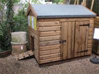 Topwood Chicken Coop